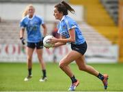 12 August 2017; Niamh McEvoy of Dublin during the TG4 Ladies Football All-Ireland Senior Championship Quarter-Final match between Dublin and Waterford at Nowlan Park in Kilkenny. Photo by Matt Browne/Sportsfile