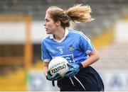 12 August 2017; Sinead Finnegan of Dublin during the TG4 Ladies Football All-Ireland Senior Championship Quarter-Final match between Dublin and Waterford at Nowlan Park in Kilkenny. Photo by Matt Browne/Sportsfile