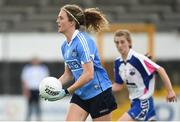 12 August 2017; Rachel Ruddy of Dublin in action against  Waterford during the TG4 Ladies Football All-Ireland Senior Championship Quarter-Final match between Dublin and Waterford at Nowlan Park in Kilkenny. Photo by Matt Browne/Sportsfile