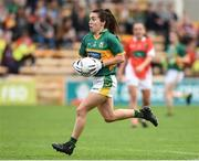 12 August 2017; Sarah Houlihan of during the TG4 Ladies Football All-Ireland Senior Championship Quarter-Final match between Kerry and Armagh at Nowlan Park in Kilkenny. Photo by Matt Browne/Sportsfile