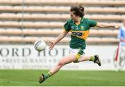 12 August 2017; Hannah O'Donoghue of Kerry during the TG4 Ladies Football All-Ireland Senior Championship Quarter-Final match between Kerry and Armagh at Nowlan Park in Kilkenny. Photo by Matt Browne/Sportsfile