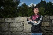 15 August 2017; Padraic Mannion of Galway after a press conference at the Loughrea Hotel & Spa in Loughrea, Co Galway. Photo by David Maher/Sportsfile
