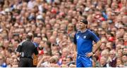 13 August 2017; Waterford selector Dan Shanahan during the GAA Hurling All-Ireland Senior Championship Semi-Final match between Cork and Waterford at Croke Park in Dublin. Photo by Piaras Ó Mídheach/Sportsfile