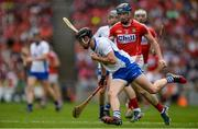 13 August 2017; Conor Gleeson of Waterford in action against Conor Lehane of Cork during the GAA Hurling All-Ireland Senior Championship Semi-Final match between Cork and Waterford at Croke Park in Dublin. Photo by Piaras Ó Mídheach/Sportsfile