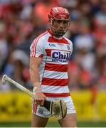 13 August 2017; Anthony Nash of Cork before the GAA Hurling All-Ireland Senior Championship Semi-Final match between Cork and Waterford at Croke Park in Dublin. Photo by Piaras Ó Mídheach/Sportsfile