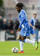 11 August 2017; Eddie Dsane of Finn Harps during the Irish Daily Mail FAI Cup First Round match between Finn Harps and Bohemians at Finn Park in Ballybofey, Donegal. Photo by Oliver McVeigh/Sportsfile