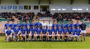5 August 2017; The Cavan team prior to the Electric Ireland All-Ireland GAA Football Minor Championship Quarter-Final match between Cavan and Galway at Páirc Seán Mac Diarmada in Carrick-on-Shannon, Leitrim. Photo by Barry Cregg/Sportsfile