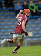 19 August 2017; Conor Whelan of Galway celebrates scoring his side's second goal during the Bord Gáis Energy GAA Hurling All-Ireland U21 Championship Semi-Final match between Galway and Limerick at Semple Stadium in Tipperary. Photo by Piaras Ó Mídheach/Sportsfile