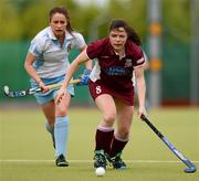 13 May 2012; Cathy McKean, Loreto. Electric Ireland Women's Irish Senior Cup Final, UCD v Loreto, National Hockey Stadium, UCD, Belfield, Dublin. Picture credit: Stephen McCarthy / SPORTSFILE