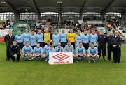 13 May 2012; The Avondale FC squad. FAI Umbro Intermediate Cup, Cherry Orchard FC v Avondale FC, Tallaght Stadium, Tallaght, Co. Dublin. Picture credit: Tomas Greally / SPORTSFILE
