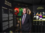 24 August 2017; Former Kilkenny hurler Frank Cummins during the GAA Museum Hall of Fame – Announcement of 2017 Inductees event at GAA Museum Auditorium, Cusack Stand, Croke Park in Dublin. Photo by Matt Browne/Sportsfile