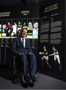24 August 2017; Former Offaly footballer Matt Connor during the GAA Museum Hall of Fame – Announcement of 2017 Inductees event at Croke Park in Dublin. Photo by Matt Browne/Sportsfile
