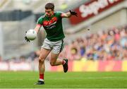 30 July 2017; Jason Doherty of Mayo during the GAA Football All-Ireland Senior Championship Quarter-Final match between Mayo and Roscommon at Croke Park in Dublin. Photo by Piaras Ó Mídheach/Sportsfile