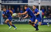 25 August 2017; Jordi Murphy of Leinster during the Bank of Ireland pre-season friendly match between Leinster and Bath at Donnybrook Stadium in Dublin. Photo by Ramsey Cardy/Sportsfile