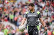 26 August 2017; Kerry manager Éamonn Fitzmaurice during the GAA Football All-Ireland Senior Championship Semi-Final Replay match between Kerry and Mayo at Croke Park in Dublin. Photo by Ramsey Cardy/Sportsfile
