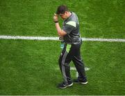 26 August 2017; Kerry manager Éamonn Fitzmaurice during the GAA Football All-Ireland Senior Championship Semi-Final Replay match between Kerry and Mayo at Croke Park in Dublin. Photo by Daire Brennan/Sportsfile