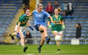 26 August 2017; Nicole Owens of Dublin scores the third goal against Kerry during the TG4 Ladies Football All-Ireland Senior Championship Semi-Final match between Dublin and Kerry at Semple Stadium in Thurles, Co. Tipperary. Photo by Matt Browne/Sportsfile
