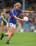 26 August 2017; Aisling McCarthy of Tipperary during the TG4 Ladies Football All-Ireland Intermediate Championship Semi-Final match between Meath and Tipperary at Semple Stadium in Thurles, Co. Tipperary. Photo by Matt Browne/Sportsfile