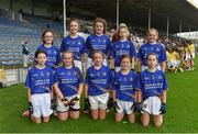 26 August 2017; Half time mini teams during the TG4 Ladies Football All-Ireland Intermediate Championship Semi-Final match between Meath and Tipperary at Semple Stadium in Thurles, Co. Tipperary. Photo by Matt Browne/Sportsfile