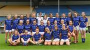 26 August 2017; The Tipperary Squad before the TG4 Ladies Football All-Ireland Intermediate Championship Semi-Final match between Meath and Tipperary at Semple Stadium in Thurles, Co. Tipperary. Photo by Matt Browne/Sportsfile