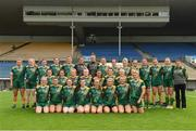 26 August 2017; The Meath Squad before the TG4 Ladies Football All-Ireland Intermediate Championship Semi-Final match between Meath and Tipperary at Semple Stadium in Thurles, Co. Tipperary. Photo by Matt Browne/Sportsfile