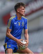 27 August 2017; Shane Cunnane of Roscommon during the All-Ireland U17 Football Championship Final match between Tyrone and Roscommon at Croke Park in Dublin. Photo by Brendan Moran/Sportsfile
