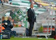 28 May 2012; Republic of Ireland manager Noel King. U21 International Friendly, Republic of Ireland v Denmark, Tallaght Stadium, Tallaght, Co. Dublin. Picture credit: Barry Cregg / SPORTSFILE