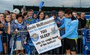 30 August 2017; Dublin footballer Kevin McManamon during a meet and greet with supporters at Parnell Park in Dublin. Photo by Piaras Ó Mídheach/Sportsfile
