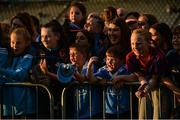 30 August 2017; Supporters during a meet and greet with Dublin footballers at Parnell Park in Dublin. Photo by Piaras Ó Mídheach/Sportsfile