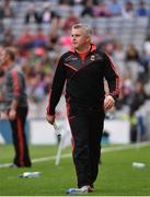 26 August 2017; Mayo manager Stephen Rochford during the GAA Football All-Ireland Senior Championship Semi-Final Replay match between Kerry and Mayo at Croke Park in Dublin. Photo by Ramsey Cardy/Sportsfile