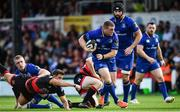 2 September 2017; Seán Cronin of Leinster during the Guinness PRO14 Round 1 match between Dragons and Leinster at Rodney Parade in Newport, Wales. Photo by Ramsey Cardy/Sportsfile