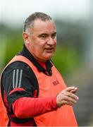 2 September 2017; Mayo manager Frank Browne during the TG4 Ladies Football All-Ireland Senior Championship Semi-Final match between Cork and Mayo at Kingspan Breffni Park in Cavan. Photo by Sam Barnes/Sportsfile
