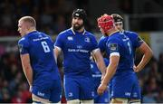 2 September 2017; Scott Fardy of Leinster during the Guinness PRO14 Round 1 match between Dragons and Leinster at Rodney Parade in Newport, Wales. Photo by Ramsey Cardy/Sportsfile