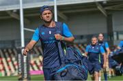 2 September 2017; Jamison Gibson-Park of Leinster ahead of the Guinness PRO14 Round 1 match between Dragons and Leinster at Rodney Parade in Newport, Wales. Photo by Ramsey Cardy/Sportsfile