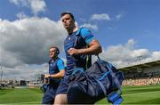 2 September 2017; James Ryan of Leinster ahead of the Guinness PRO14 Round 1 match between Dragons and Leinster at Rodney Parade in Newport, Wales. Photo by Ramsey Cardy/Sportsfile