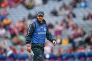 3 September 2017; Galway manager Jeffrey Lynskey ahead of the Electric Ireland GAA Hurling All-Ireland Minor Championship Final match between Galway and Cork at Croke Park in Dublin. Photo by Sam Barnes/Sportsfile