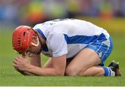 3 September 2017; Tadhg de Burca of Waterford dejected after the GAA Hurling All-Ireland Senior Championship Final match between Galway and Waterford at Croke Park in Dublin. Photo by Sam Barnes/Sportsfile