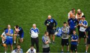 3 September 2017; A dejected Waterford manager Derek McGrath after the GAA Hurling All-Ireland Senior Championship Final match between Galway and Waterford at Croke Park in Dublin. Photo by Daire Brennan/Sportsfile
