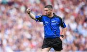 3 September 2017; Referee Fergal Horgan during the GAA Hurling All-Ireland Senior Championship Final match between Galway and Waterford at Croke Park in Dublin. Photo by Stephen McCarthy/Sportsfile
