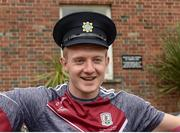 4 September 2017; Galway hurler Joe Canning during the All-Ireland Hurling Champions visit to Our Lady's Children's Hospital in Crumlin, Dublin. Photo by Piaras Ó Mídheach/Sportsfile