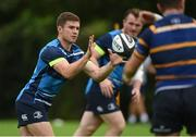 4 September 2017; Luke McGrath of Leinster during squad training at the UCD in Belfield, Dublin. Photo by David Fitzgerald/Sportsfile