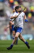3 September 2017; Steven McDonnell of St Patrick's PS, Loughgall Rd, Co Armagh, representing Waterford, during the INTO Cumann na mBunscol GAA Respect Exhibition Go Games at Galway v Waterford - GAA Hurling All-Ireland Senior Championship Final at Croke Park in Dublin. Photo by Seb Daly/Sportsfile
