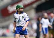 3 September 2017; Colin Quaid of Shandrum National School, Charleville, Co Cork, representing Waterford, during the INTO Cumann na mBunscol GAA Respect Exhibition Go Games at Galway v Waterford - GAA Hurling All-Ireland Senior Championship Final at Croke Park in Dublin. Photo by Seb Daly/Sportsfile