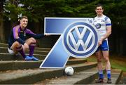 5 September 2017; GAA stars Sean Cavanagh, right, and Kevin Nolan, pictured at the launch of this year's Volkswagen All-Ireland Senior Football Sevens which takes place on the 16th of September at Kilmacud Crokes. This year Volkswagen 7'S TV returns, providing match highlights throughout the day on Volkswagen Twitter page @VolkswagenIE #VW7sTV   Photo by Sam Barnes/Sportsfile