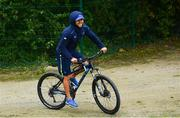 4 September 2017; Jamison Gibson-Park of Leinster during squad training at UCD in Dublin. Photo by Ramsey Cardy/Sportsfile