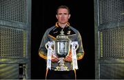 6 September 2017; Kilkenny U-21 manager Eddie Brennan was in Dublin today to look ahead to this weekend's Bord Gáis Energy GAA Hurling U-21 All-Ireland finals. The double header will take place in Semple Stadium, Thurles on Saturday, with Kerry and Wicklow throwing in at 1.00pm in the 'B' final and Kilkenny and Limerick taking part in the 'A' final at 3.00pm. Fans unable to attend the game can catch all the action live on TG4 or can follow #HurlingToTheCore online. Photo by Sam Barnes/Sportsfile
