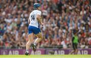 3 September 2017; Michael Walsh of Waterford makes his way off the field after being substituted during the GAA Hurling All-Ireland Senior Championship Final match between Galway and Waterford at Croke Park in Dublin. Photo by Piaras Ó Mídheach/Sportsfile