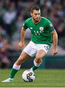 5 September 2017; Wes Hoolahan of Republic of Ireland during the FIFA World Cup Qualifier Group D match between Republic of Ireland and Serbia at the Aviva Stadium in Dublin. Photo by Brendan Moran/Sportsfile