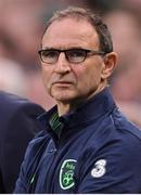 5 September 2017; Republic of Ireland manager Martin O'Neill during the FIFA World Cup Qualifier Group D match between Republic of Ireland and Serbia at the Aviva Stadium in Dublin. Photo by Brendan Moran/Sportsfile