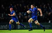 8 September 2017; Jack Conan of Leinster during the Guinness PRO14 Round 2 match between Leinster and Cardiff Blues at the RDS Arena in Dublin. Photo by Ramsey Cardy/Sportsfile